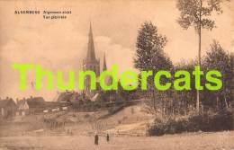 CPA ALSEMBERG ALGEMEEN ZICHT  VUE GENERALE - Beersel