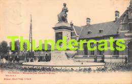 CPA VILVOORDE VILVORDE MONUMENT JEAN PORTAELS ALBERT SUGG SERIE 31 NO 3 - Vilvoorde