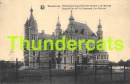 CPA WESTERLO WESTERLOO RIDDERGOED VAN JUFFROUW GRAVIN J DE MERODE - Westerlo