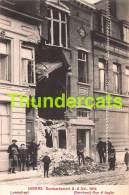CPA ANTWERPEN ANVERS BOMBARDEMENT 1914 LEEMSTRAAT - Antwerpen