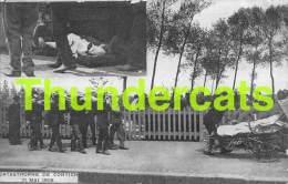 CPA KONTICH CATASTROPHE DE CONTICH 21 MAI 1908 - Kontich