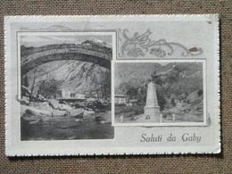 GABY  -VEDUTE  -1931  - -FP  --BELLISSIMA  - - Italie