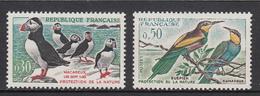 France MNH Michel Nr 1326/27 From 1960 / Catw 1.20 EUR - Ongebruikt