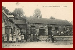 Grumesnil * La Laiterie  ( Scan Recto Et Verso ) - France