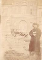 Foto Photo (5,5 X 8cm) Oldtimer Old-Timer - Cars