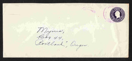 United States - Cover 10-10 Used - Brieven En Documenten