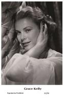 GRACE KELLY - Film Star Pin Up PHOTO POSTCARD - 61-50 Swiftsure Postcard - Postcards
