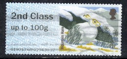 GB 2015 QE2 2nd Class Up To 100 Gms Post & Go Mountain Hare (1157 ) - Great Britain