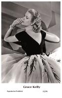 GRACE KELLY - Film Star Pin Up PHOTO POSTCARD - 61-46 Swiftsure Postcard - Postcards