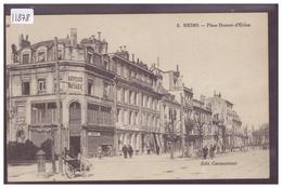 REIMS - PLACE DROUET D'ERLON - TB - Reims
