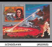 COMOROS - 1986 SPACE - MINIATURE SHEET MINT NH - Space