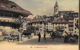 CPA  Suisse, THUN - Linnebrucke - BE Berne