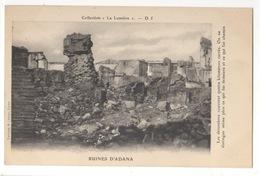 "Cp RUINES D'ADANA - Collection "" La Lumière "" - Armenia"