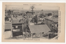 """Cp LES TERRASSES D'ADANA - Collection """" La Lumière """" - Armenia"""