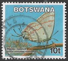 Botswana 2007 Definitive 10t Good/fine Used [37/30959/ND] - Botswana (1966-...)