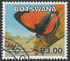 Botswana 2007 Definitive 3p Good/fine Used [37/30960/ND] - Botswana (1966-...)
