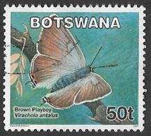 Botswana 2007 Definitive 50t Good/fine Used [37/30961/ND] - Botswana (1966-...)