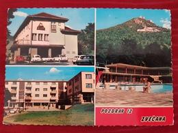 ZVEČAN, KOSOVO, ORIGINAL VINTAGE POSTCARD - Kosovo