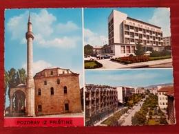 PRISHTINË, KOSOVO, ORIGINAL VINTAGE POSTCARD - Kosovo