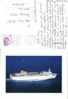 566174,Großformat Ak Schiff Hochseeschiff Dampfer Cosat Marina - Handel
