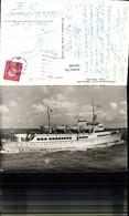 566188,Schiff Hochseeschiff Dampfer Gastronomie D.E.S. Bunte Kuh - Handel