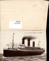 566208,Schiff Hochseeschiff Dampfer Le Havre Paquetbot Ile De France - Handel