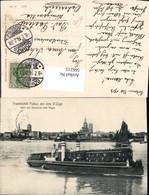 566215,Schiff Hochseeschiff Dampfer Trajektschiff Putbus M. D. D-Zuge Stralsund N. Rü - Handel
