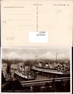 566227,Schiffe Hochseeschiffe Dampfer Genova Transatlantici In Porto Hafen - Handel