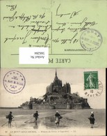 566284,Fischerei Fischen Le Mont Saint-Michel Pecheurs Des Greves Et Coquetieres Fisc - Fischerei
