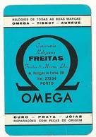 Calendar * Portugal * 1972 * Ourivesaria Relojoaria Freitas * Porto - Calendars
