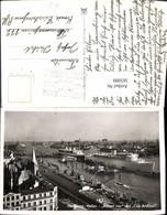 565999,Foto Ak Hamburg Hafen Schiff Hochseeschiff Dampfer Robert Ley U. Cap Arcona - Handel