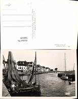 566039,Le Croisic Le Port Ciguet Schiff Segelschiff Segelboot Hafen Anleger - Segelboote