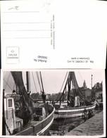 566040,Le Croisic Chalutiers A Quais Anleger Schiffe Segelschiffe - Segelboote