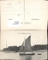 566045,Le Morbihan Ile De Conleau Schiff Segelschiff - Segelboote