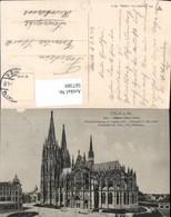 567389,Cöln Köln A. Rhein Dom Südseite Pub Dr. Trenkler Co 6 - Kirchen U. Kathedralen