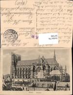 567390,Reims Kathedrale Kirche - Kirchen U. Kathedralen