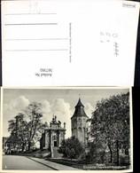 567392,Rastatt Einsiedler-Kapelle M. Wasserturm - Kirchen U. Kathedralen