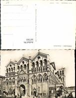 567393,Foto Ak Ferrara Cattedrale Kathedrale Kirche - Kirchen U. Kathedralen