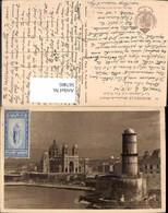 567405,Marseille La Cathedrale Et Le Fort St-Jean Turm - Kirchen U. Kathedralen