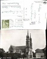 567406,Foto Ak Basel Münster - Kirchen U. Kathedralen