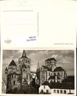 567408,Foto Ak Trier Dom Liebfrauen Kirche - Kirchen U. Kathedralen
