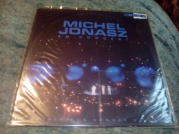 "MICHEL JONASZ ""En Concert"" - Other - French Music"