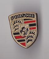 PIN'S THEME AUTOMOBILE  PORSCHE VILLE DE STUTTGART   EN ALLEMAGNE   ECUSSON - Porsche