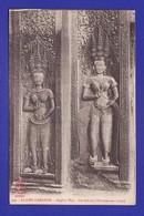 --460)  ANGKOR WAT Bas Reliefs (très Très Bon état) - Cambodge