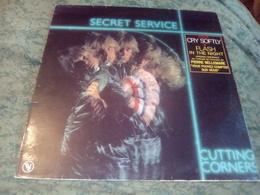 """SECRET SERVICE """"Cutting Corners"""" - Disco & Pop"""