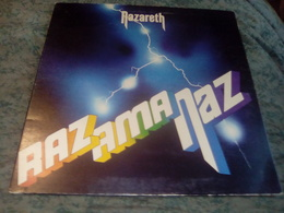 "NAZARETH ""Razamanaz"" - Hard Rock & Metal"