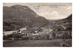 Gare De Collonges- Pont Carnot Et Mont Vuache . - Other Municipalities