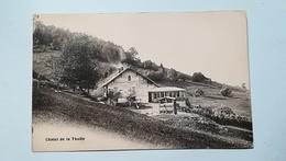 74- SALEVE - CHALET DE LA THUILE - Autres Communes
