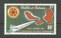Wallis Et Futuna PA N°101 Neuf** Cote 5.50 Euros - Nuevos