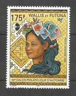Wallis Et Futuna PA N°195 Neuf** Cote 4.80 Euros - Poste Aérienne
